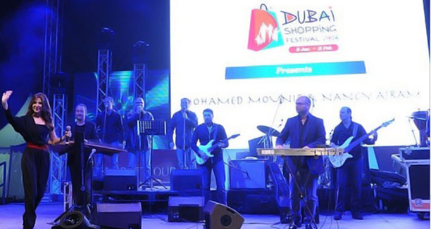 Music Nation - Nancy Ajram - Dubai (3)