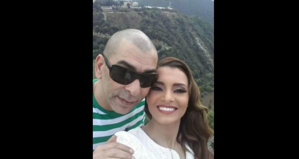 Music Nation - Carmen Soliman - Seflie With Uncle (3)