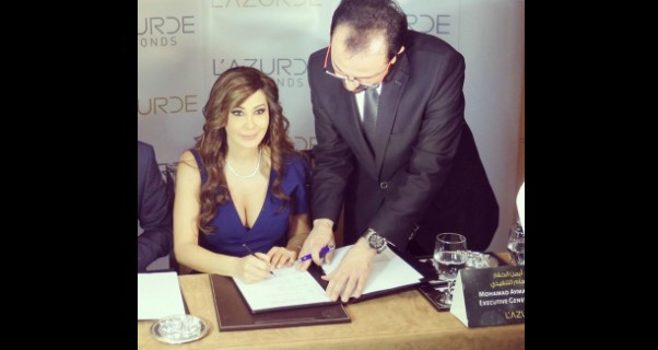 Music Nation - Lazurde  - Contract Signing (5)