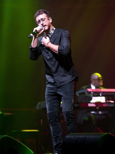 Music Nation - Saad Lamjarred - Concert - New Year's Eve - UAE (1)