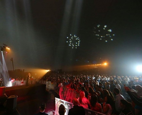 Music Nation - Nancy Ajram - Concert - Beirut (1)
