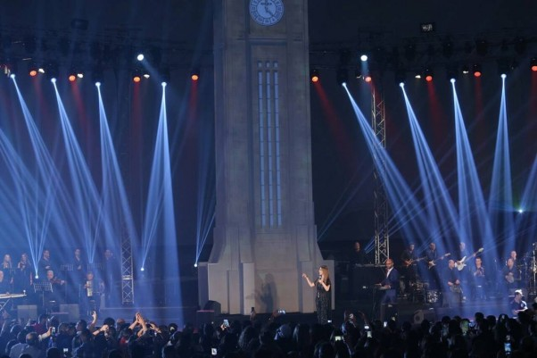 Music Nation - Nancy Ajram - Concert - Beirut (4)