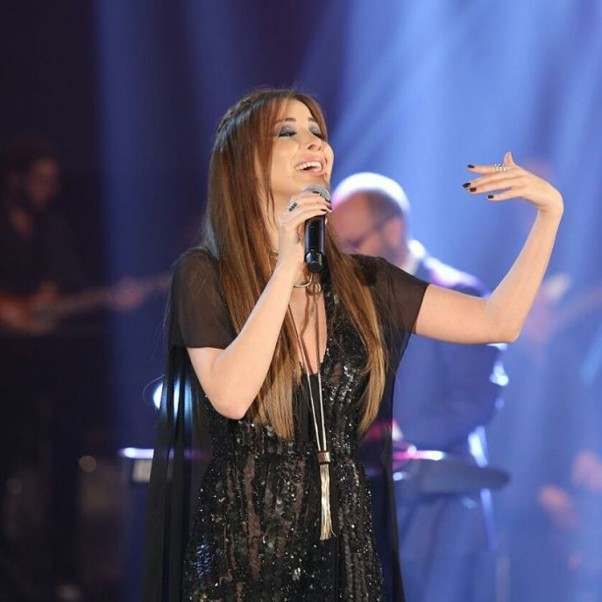 Music Nation - Nancy Ajram - Concert - Beirut (7)