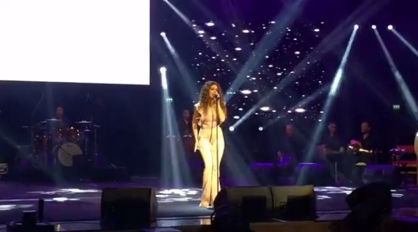 Music Nation - Myriam Fares - Concert - UAE (1)