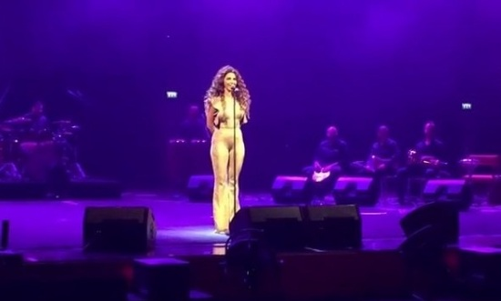 Music Nation - Myriam Fares - Concert - UAE (3)