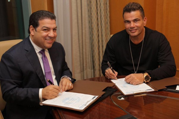 Music Nation - Amr Diab - News (1)