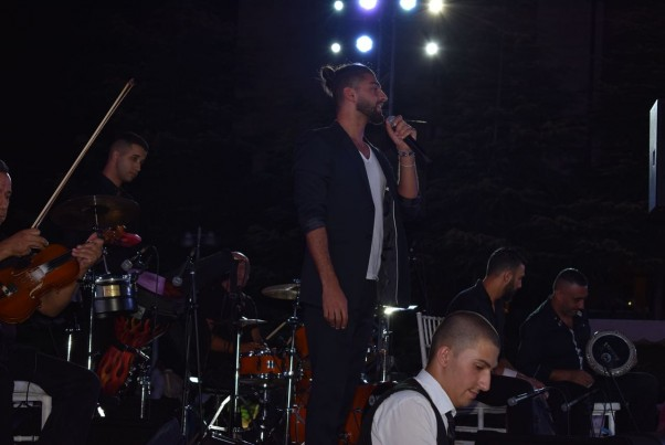 Music Nation - Omar Karam - Concert - Chtaura (1)