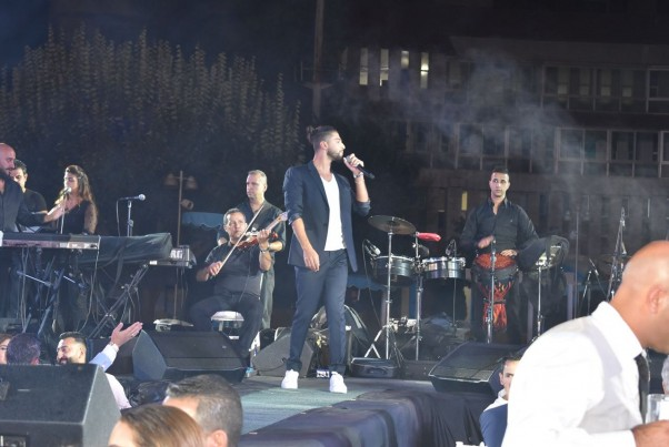 Music Nation - Omar Karam - Concert - Chtaura (8)