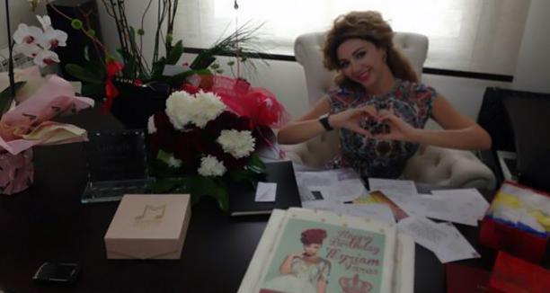 Music Nation - Miriam Fares - Birthday (3)