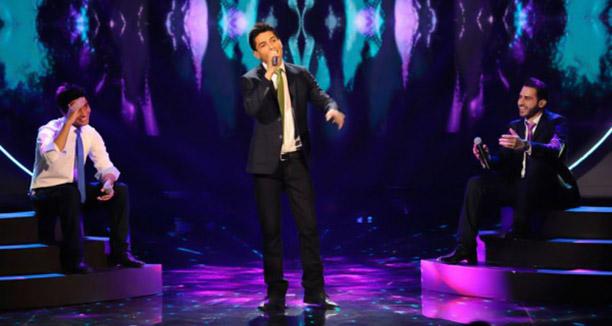 Music Nation - Arab Idol - Ahlam and Ragheb Alameh (1)
