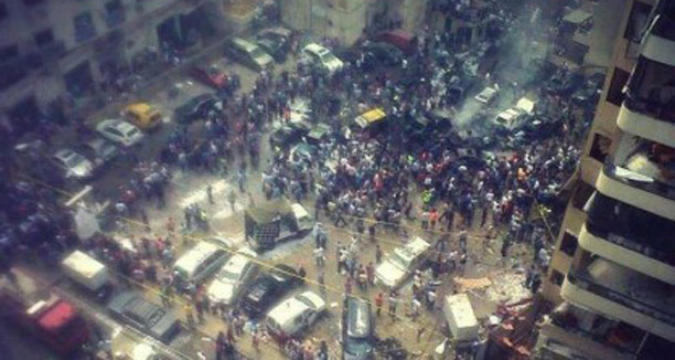 Music Nation - Bombing - Beirut (2)