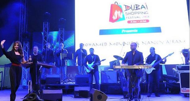 Music Nation - Nancy Ajram - Dubai (3)