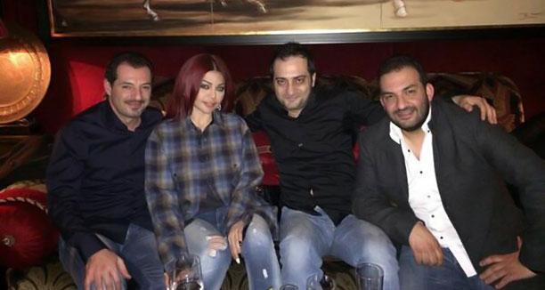 Music Nation - Haifa Wehbe - Adel Karam (3)