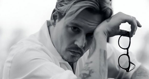 Music Nation - Johnny Depp - Interview Cover (1)