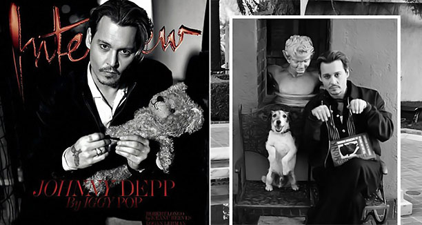 Music Nation - Johnny Depp - Interview Cover (3)