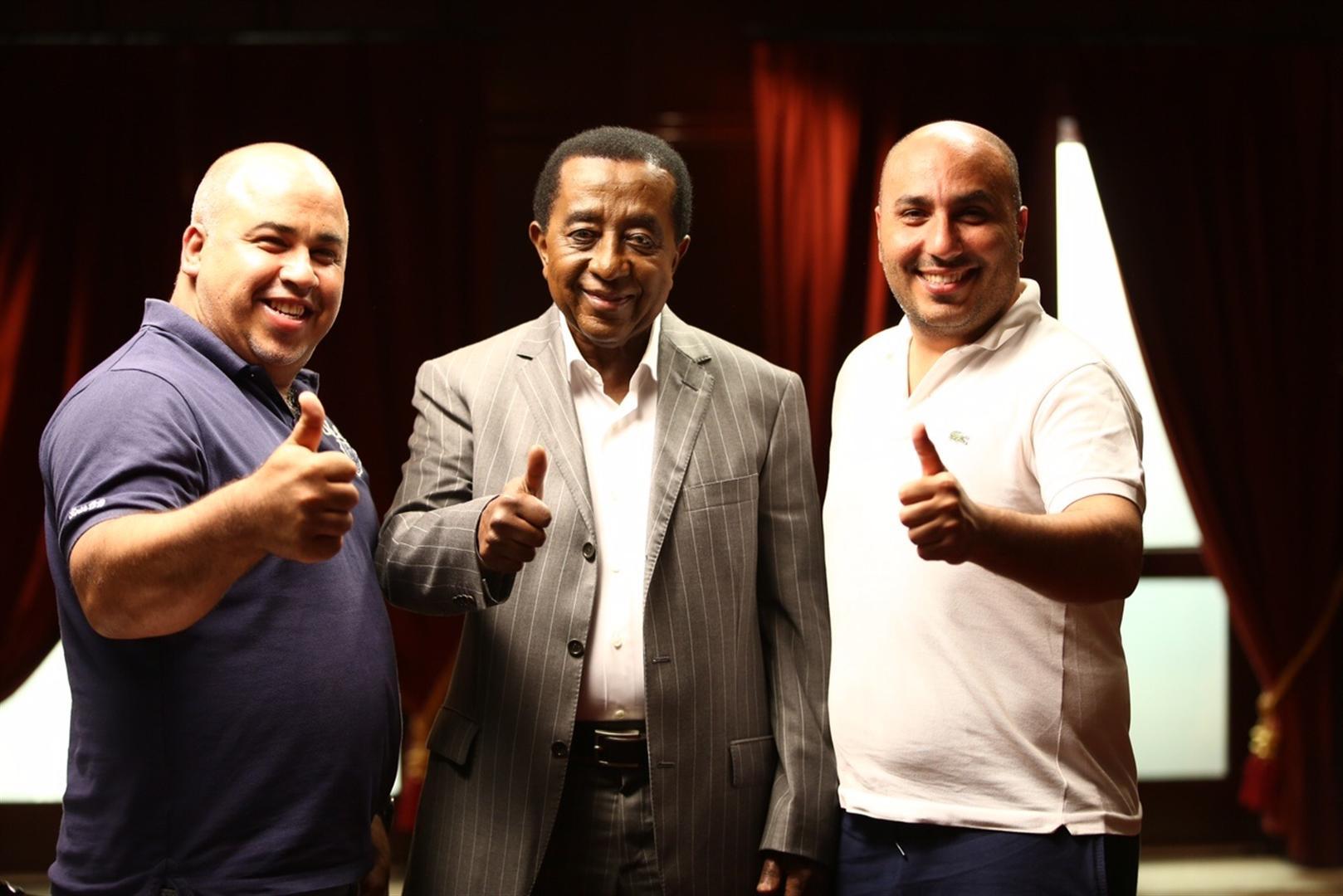 Music Nation Abdel Rab Idriss New Clip 3