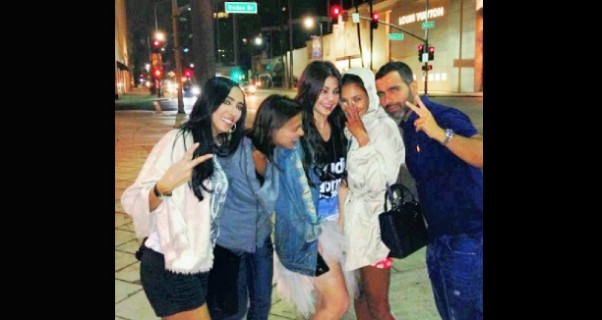 Music Nation Haifa Wehbe - USA - Vacation (4)