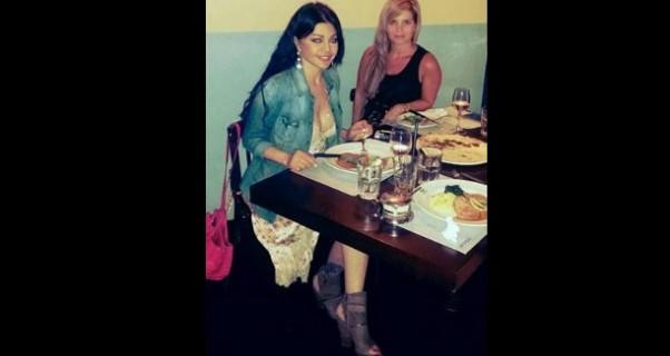 Music Nation - Haifa Wehbe - Dinner - Friends (5)