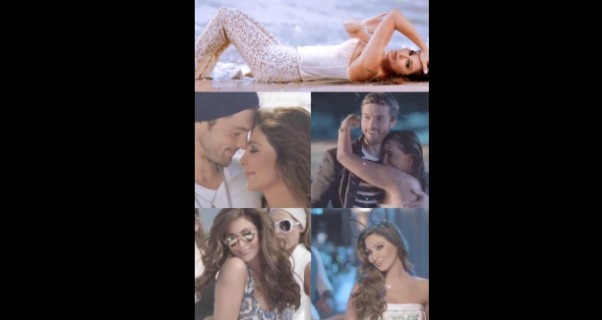 Music Nation - Elissa - Hob Kol Hayaty - Video Clip (4)