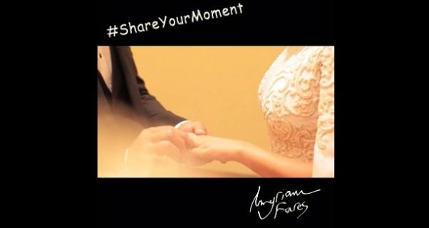 Music Nation - Myriam Fares - Wedding - Pic
