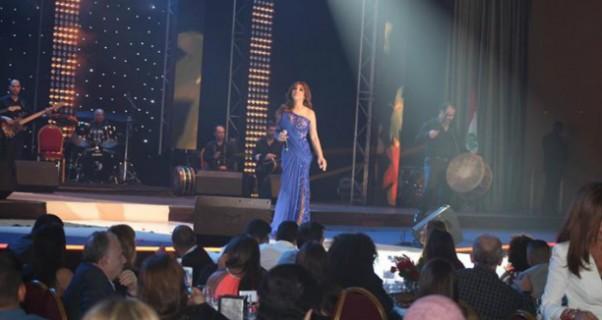 Music Nation - Najwa Karam - Abidjan Concert (9)