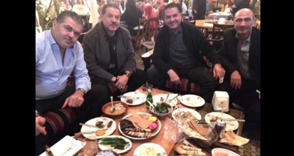 Music Nation - Ragheb Alama - Dinner - Friends (1)