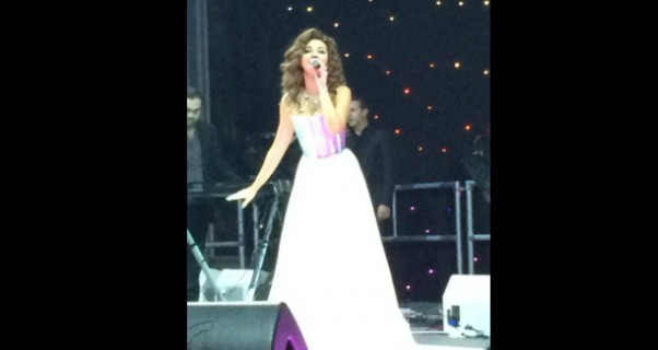 Music Nation - Myriam Fares - NYE - Concert (2)