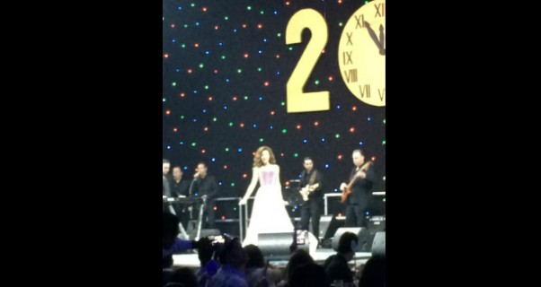 Music Nation - Myriam Fares - NYE - Concert (4)