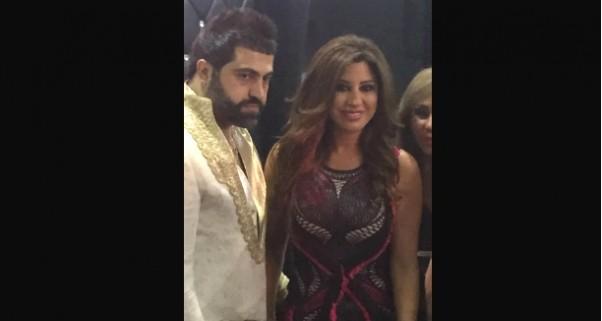 Music Nation - Najwa Karam - Ghassan Obeid - Salon Opening (3)