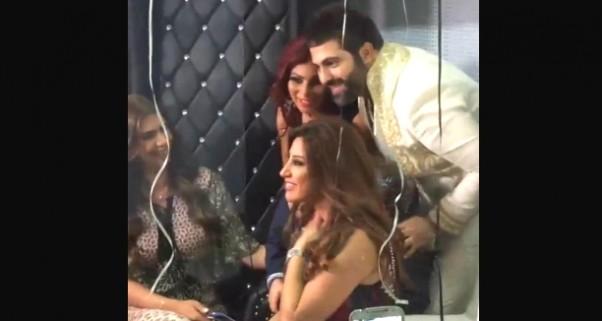 Music Nation - Najwa Karam - Ghassan Obeid - Salon Opening (6)