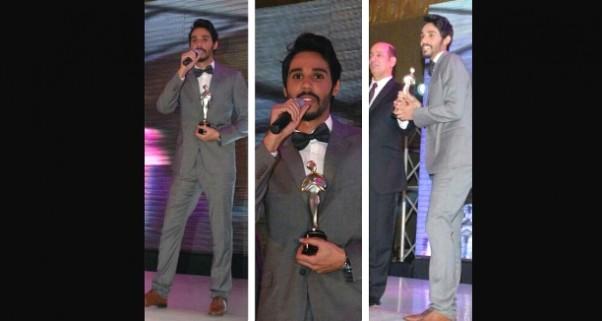 Music Nation - Abdel Salam Al Zayed - Best Rising Star - MEMA Awards (2)