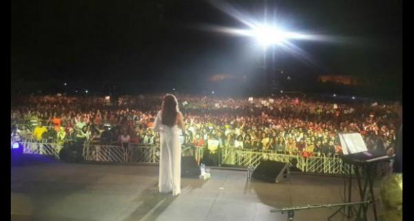 Music Nation - Elissa - Mawazine - Concert (1)