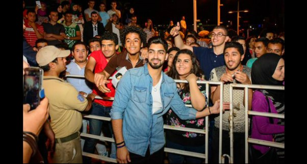 Music Nation - Mina Atta - Concert - Egypt - Porto Cairo Mall (4)