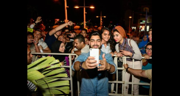 Music Nation - Mina Atta - Concert - Egypt - Porto Cairo Mall (5)