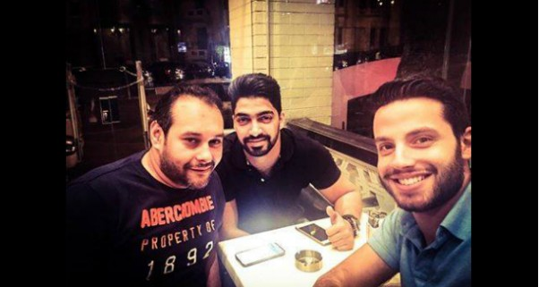 Music Nation - Mina Atta & Elie Elia & Mohamad Mansour - Meeting (1)