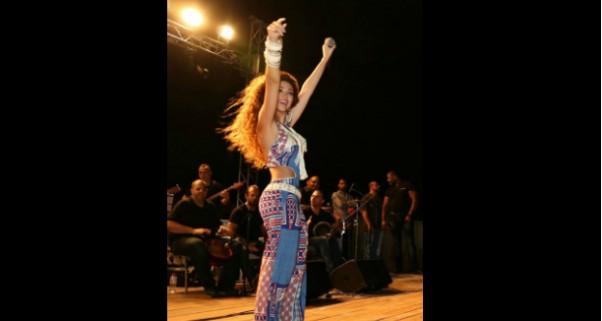 Music Nation - Myriam Fares - Egypt Concert - Eid Fitr (1)