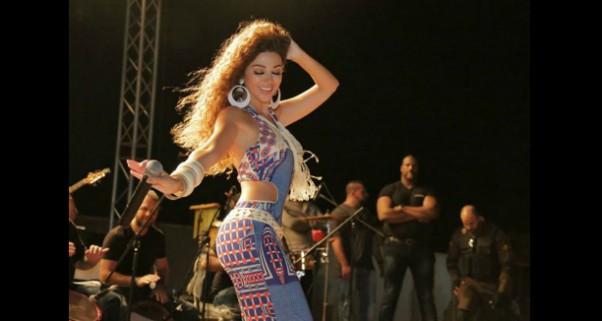 Music Nation - Myriam Fares - Egypt Concert - Eid Fitr (7)