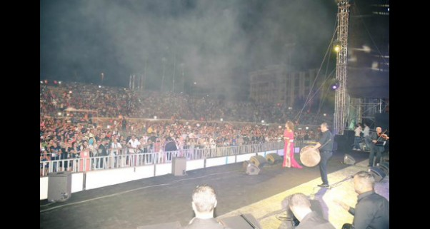 Music Nation  - Najwa Karam - Aswat Nesa2iya Festival - Morocco  (66)