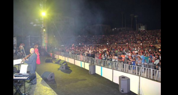 Music Nation  - Najwa Karam - Aswat Nesa2iya Festival - Morocco  (67)