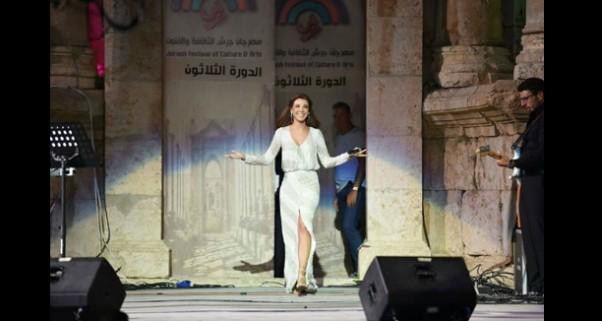 Music Nation - Nancy Ajram - Jarash Concert (2)