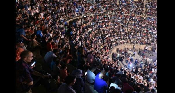 Music Nation - Nancy Ajram - Jarash Concert (3)