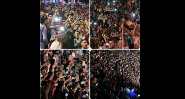 Music Nation - Nancy Ajram - Jarash Concert (4)