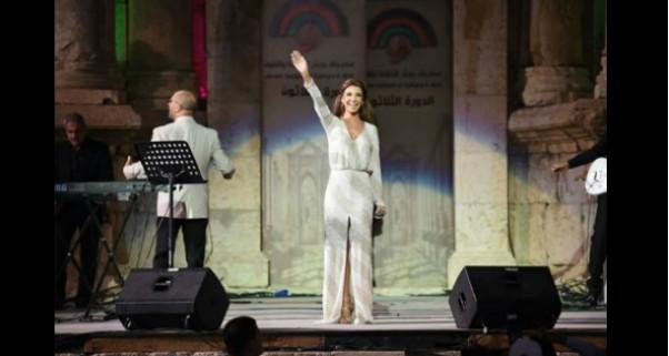 Music Nation - Nancy Ajram - Jarash Concert (5)