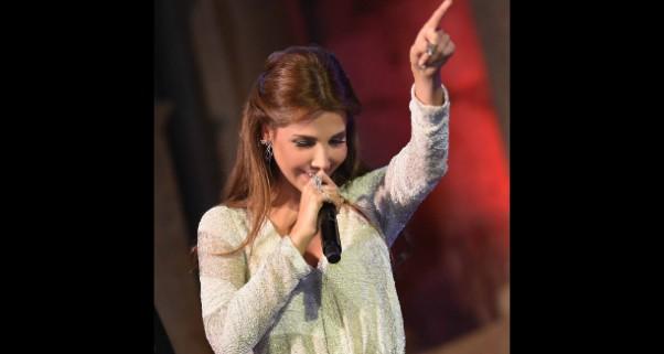 Music Nation - Nancy Ajram - Jarash Concert (7)