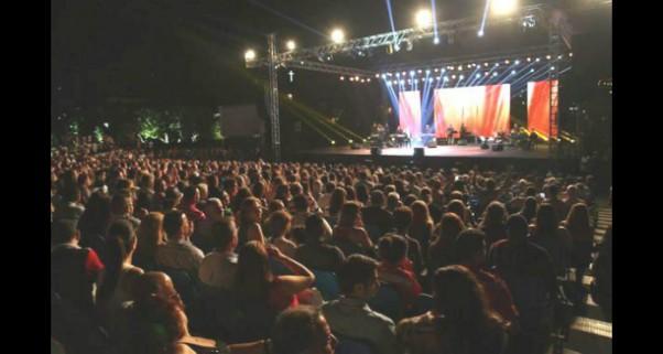 Music Nation - Wael Kfoury - Concert - Kobayat Festival (1)