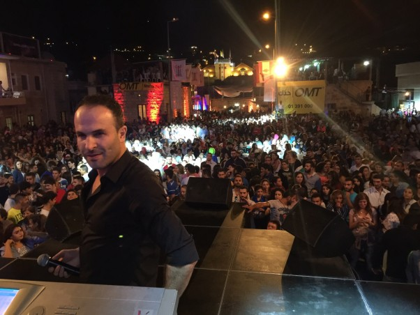 Music Nation - Ayman Zbib - Bkassine Concert - Lebanon (1)