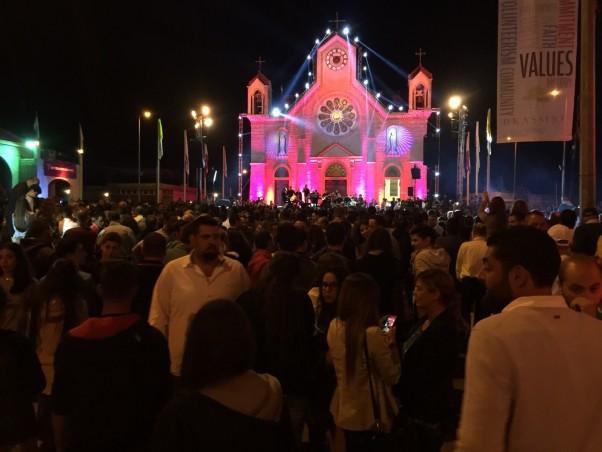 Music Nation - Ayman Zbib - Bkassine Concert - Lebanon (2)