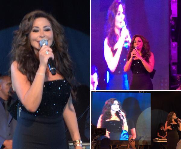 Music Nation - Elissa - Egypt Concert - Eid Adha Mubarak (2)