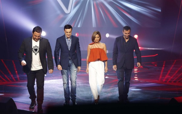 Music Nation - MBC1 & MBC MASR  - The Voice S3  (1)