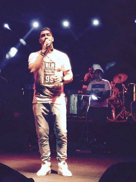 Music Nation - Mina Atta - Porto Cairo Mall - Concert - Egypt - Eid Adha Mubarak (3)